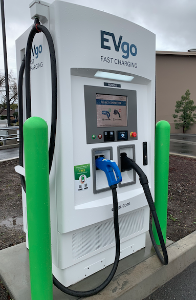 Evgo Charging Stations >> Upgraded Evgo Charging Stations Now Available Behind